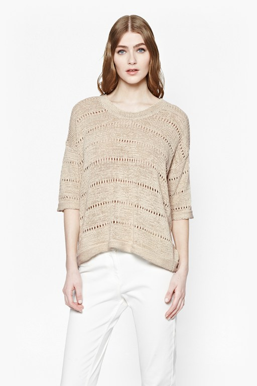 Complete the Look Marissa Knit Stripe Jumper