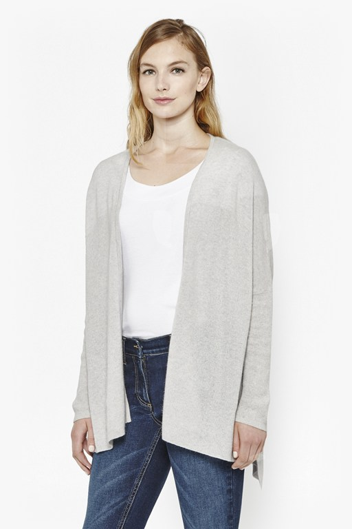 Complete the Look Naomi Cashmere and Wool Cardigan