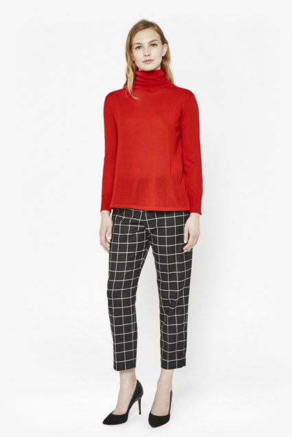 Pollyanna Roll Neck Knit