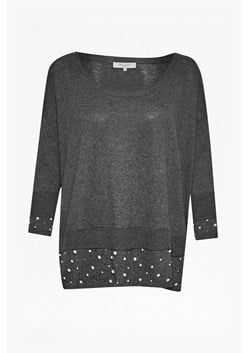 Touch Of Glitz Bead Trim Jumper