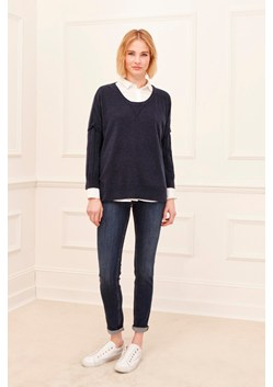 Rania Cashmere and Wool Blend Jumper