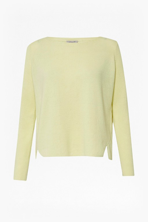 Complete the Look Steph Knits Elbow Patch Jumper