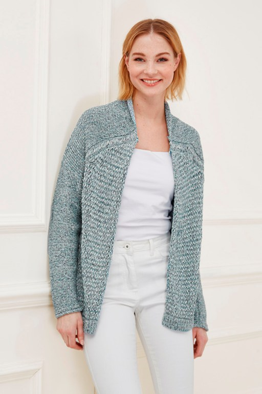 nile valley knit cardigan