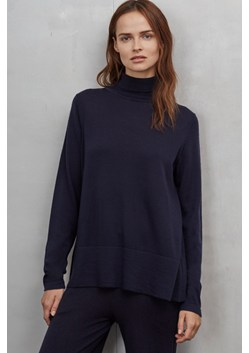 Amelia Merino Polo Neck Sweater