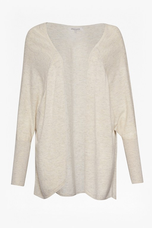 Complete the Look Carlotta Cashmere Oversized Cardigan