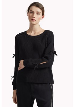 Kiki Cotton Bow Detail Jumper