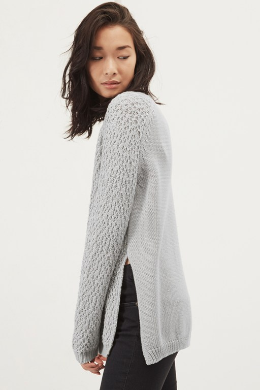 eloise knit round neck jumper