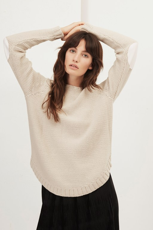 lennox knitted jumper