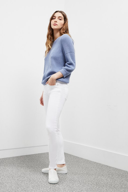 summer cotton sweater
