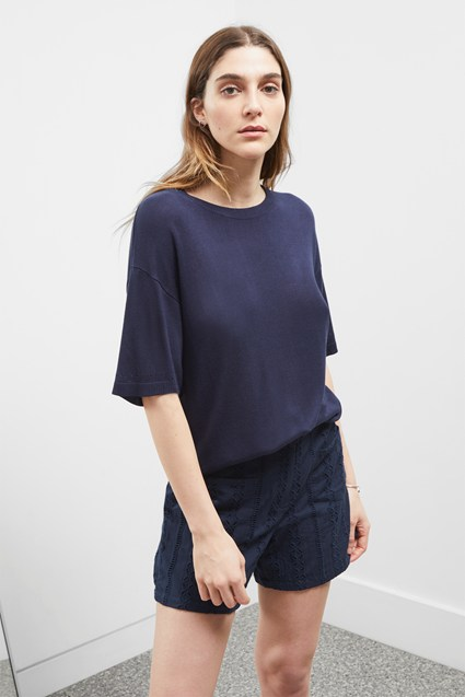 Soft Drape Knit Jumper