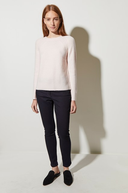 Milly Knit Crew Neck Jumper