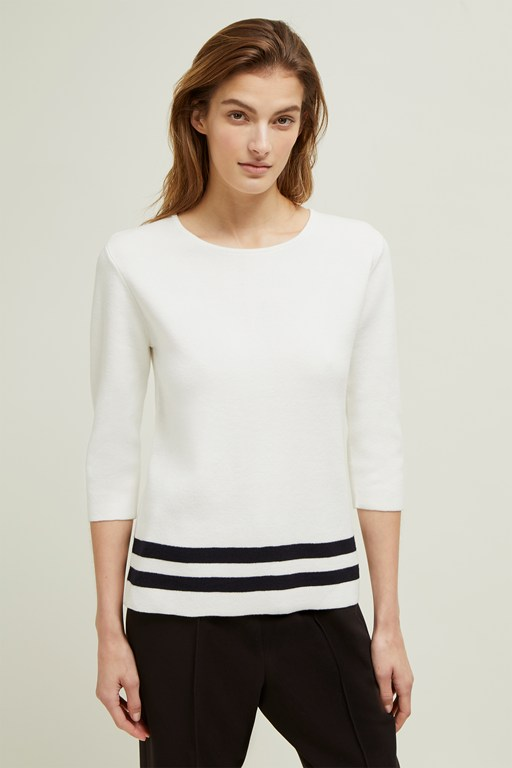 haze stripe jumper