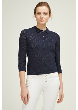 Petra Knit Polo Neck Jumper