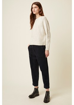 Seille Knit Cable Knit Jumper