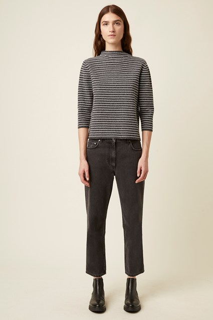 Somme Knit Stripe Jumper