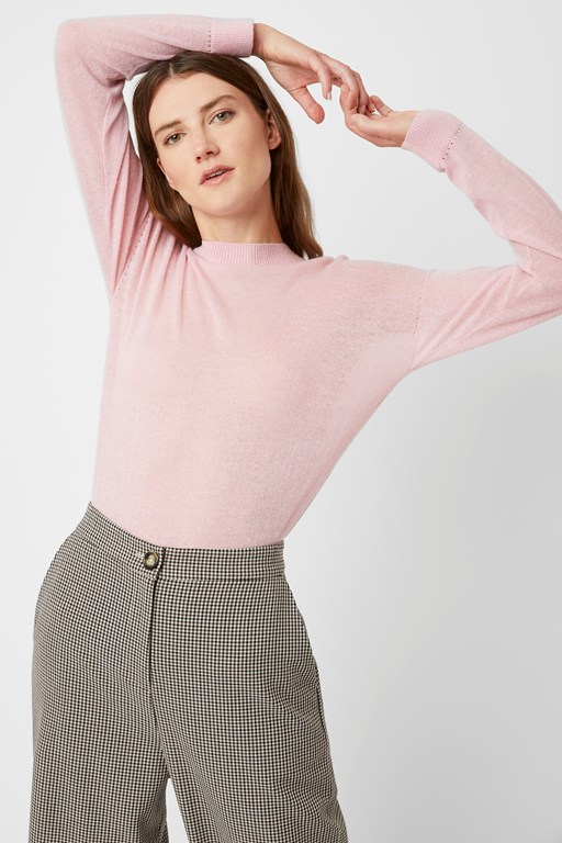 esme knit long sleeved jumper