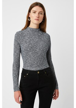 Alyssa Knit High Neck Jumper