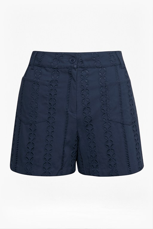 Complete the Look Betsy Broidery Shorts