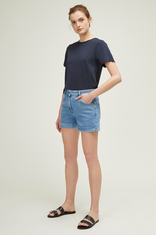 rye summer denim shorts