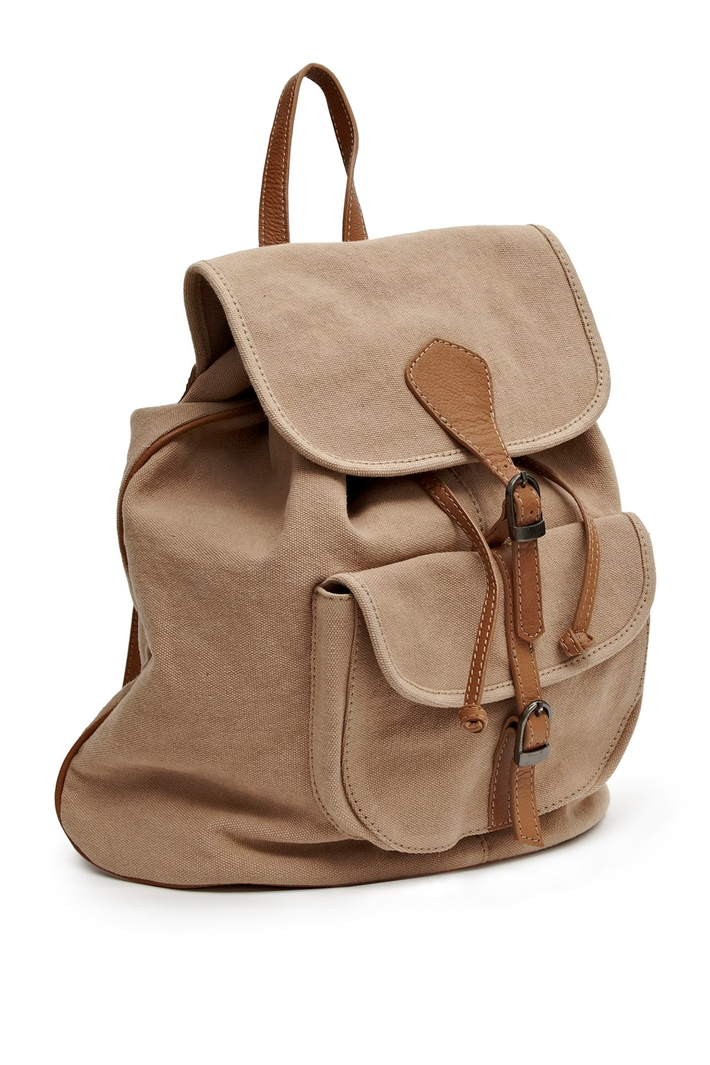 Hemmingway Canvas Backpack  e9e9747e3