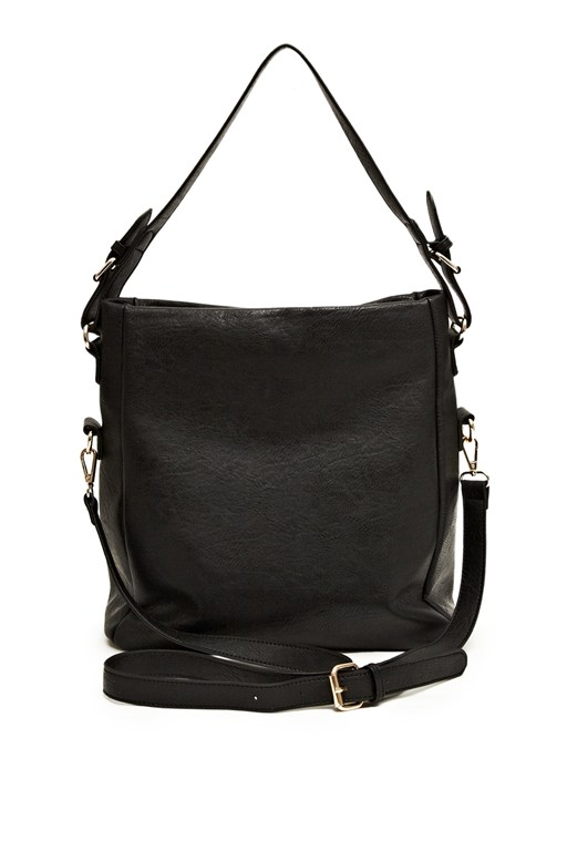 Complete the Look In The City Slouch Bag