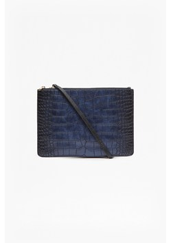 Maida Faux Leather Cross Body Bag