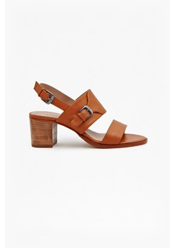 Summer Sling Leather Sandals