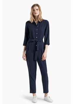 Timed Out Tencel Boiler Suit