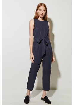 Everyday Luxe Belted Jumpsuit