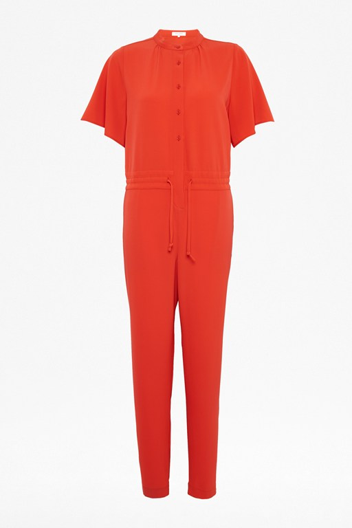 atlas button through jumpsuit