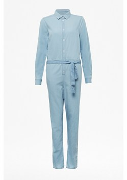Darla Lightweight Denim Jumpsuit