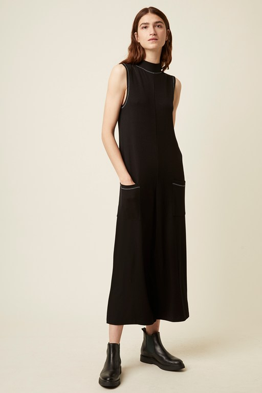 alyssa jersey high neck jumpsuit