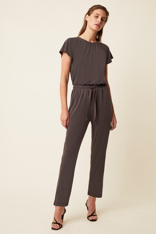 chiltern jersey short sleeve jumpsuit