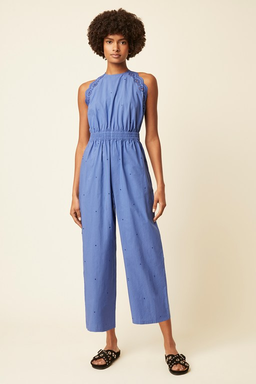 elora cotton jumpsuit