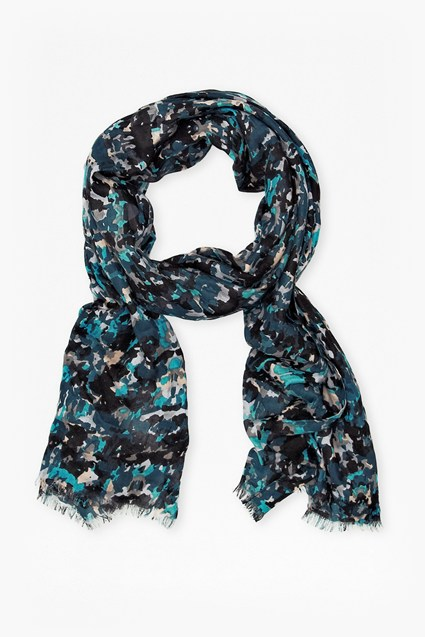 Marble Pop Scarf