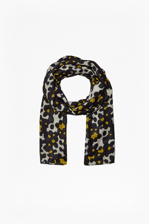 Complete the Look Pogo Abstract Scarf