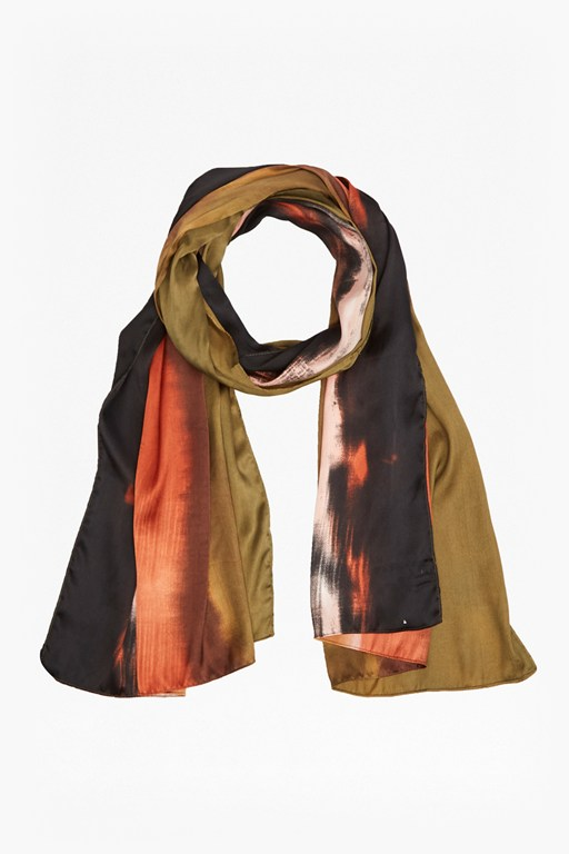 Complete the Look Autumn Haze Scarf