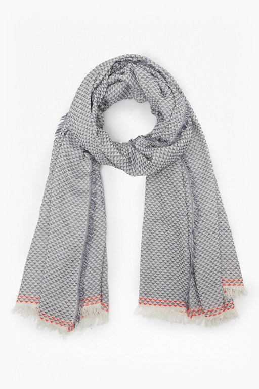 Complete the Look Picnic Days Scarf